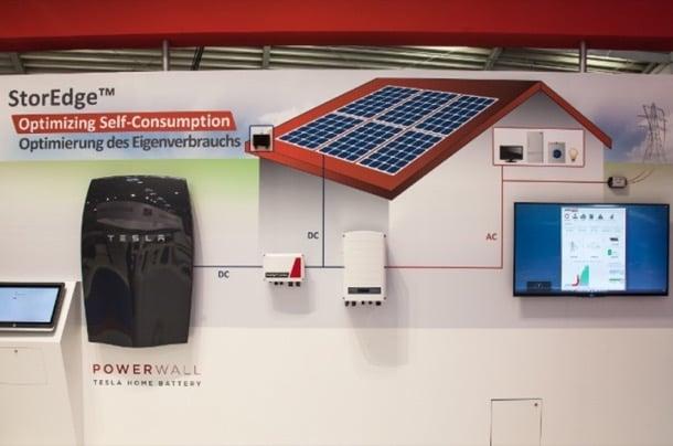 instalación baterías domésticas Powerwall