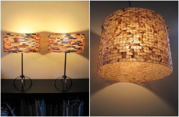 lamparas artesanales Lampada
