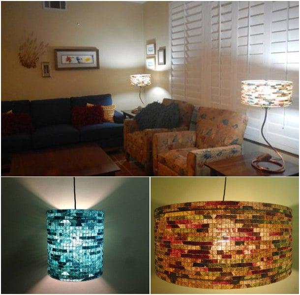 lamparas de mesa Lampada