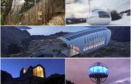5 Modelos de cabañas contemporáneas