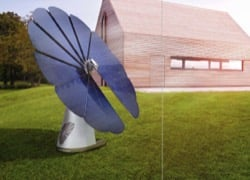 paneles fotovoltaicos SmartFlower POP