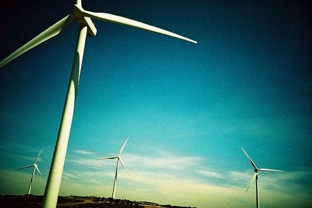 turbinas de La Mancha