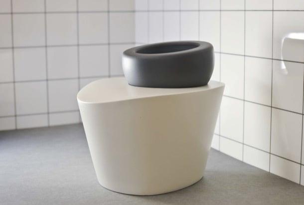 Wellbeing Toilet-inodoro saludable