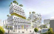 ZAC Rive Gauche: bloques de apartamentos en París