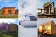 5 Modelos de casas diminutas y móviles