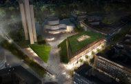 Fachadas verdes para la remodelación del centro de Düsseldorf
