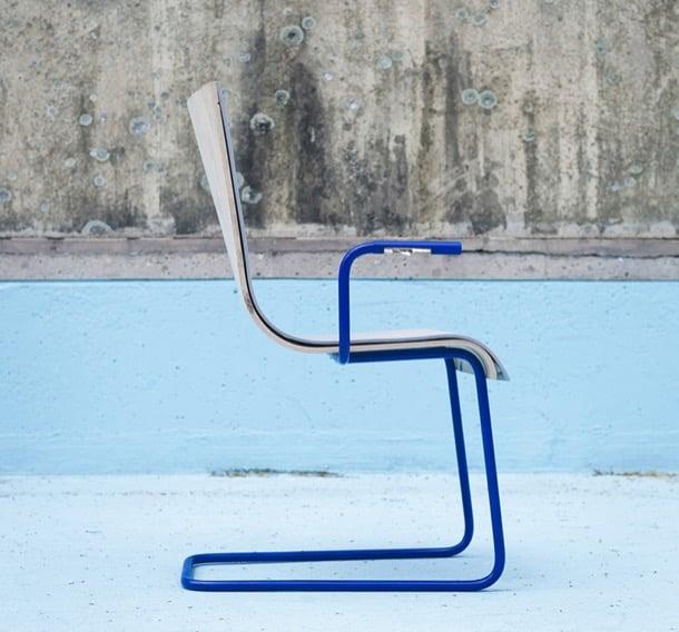 MOOV silla para generar electricidad