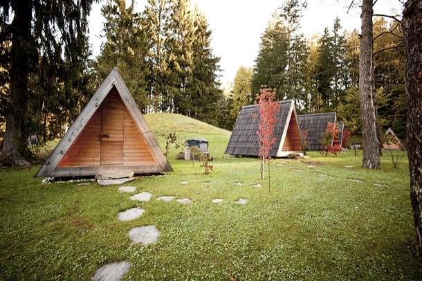 cabañas rurales Lushna