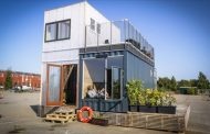 CPH Shelter: casas de contenedores con materiales ecológicos
