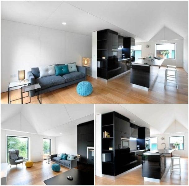 interior vivienda hoUSe Manchester