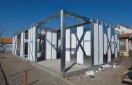 Casas con paneles estructurales aislados mnmMOD