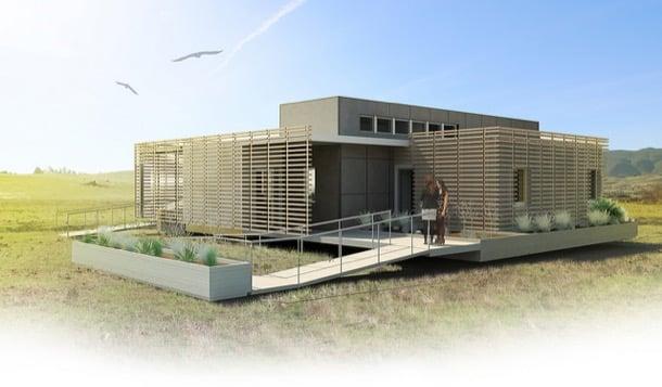 render-INhouse edificio energía cero