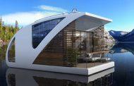 Apartamentos flotantes para el turismo rural