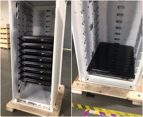 batería Tesla Powerpack