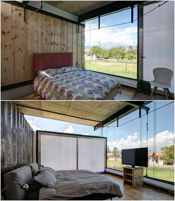 dormitorios RDP House