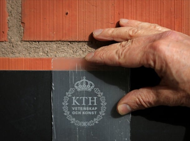 madera transparente del KTH