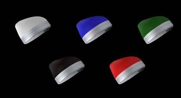 OaSense-cinco colores