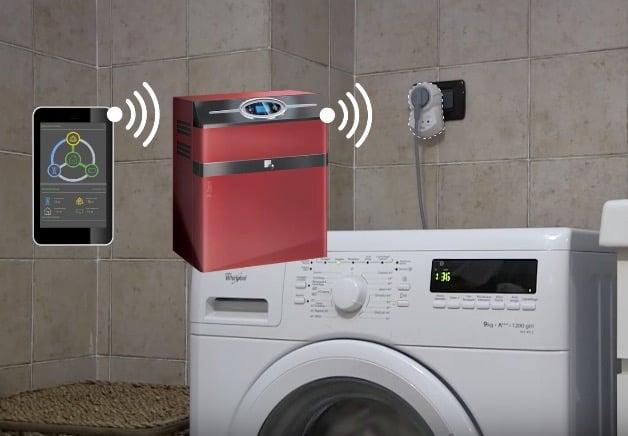 Ra Store activa lavadora