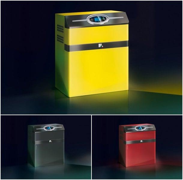 baterias Ra Store colores