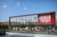 Hotel en Oberlin: edificio con energía geotérmica