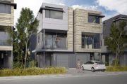 Atwater Village: casa adosada prefabricada de LivingHomes