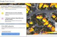 Google Sunroof: te ayuda con la instalación fotovoltaica