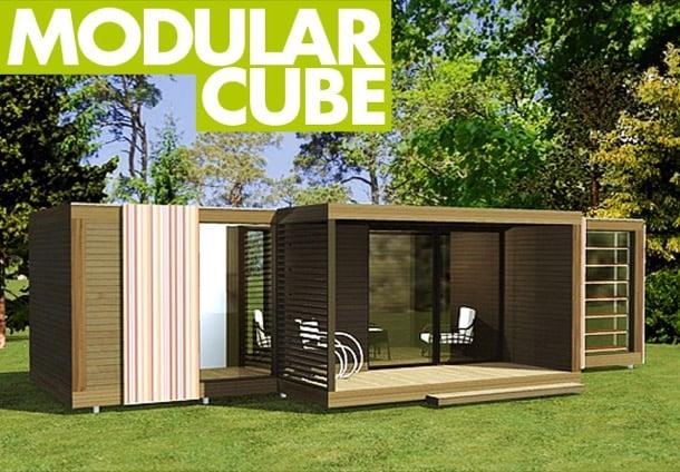 Modular CUBE caseta modular