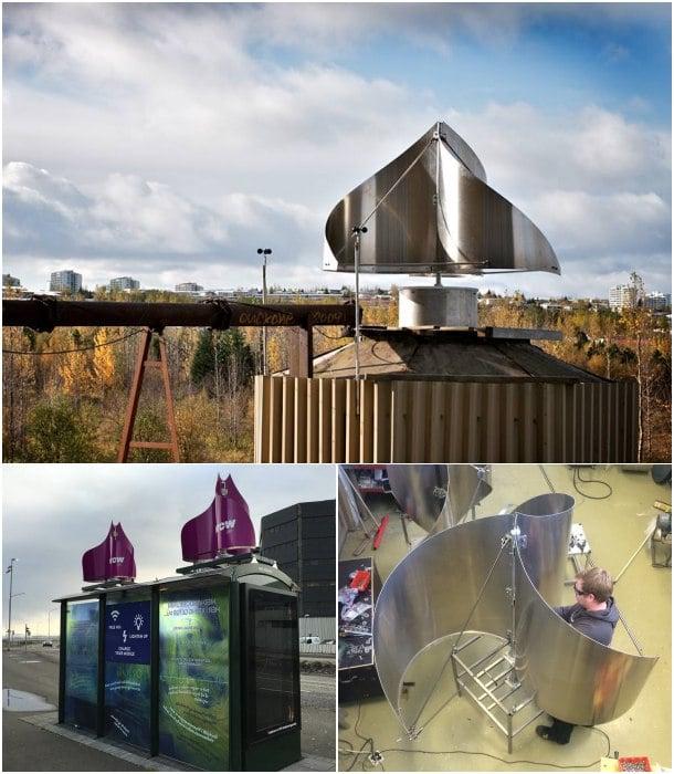 aerogenerador doméstico Icewind cw
