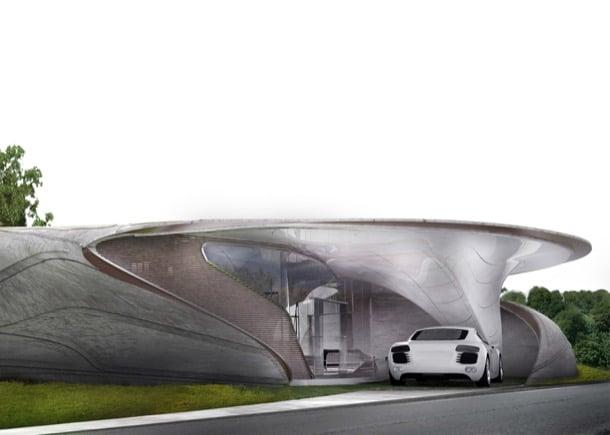 casa prefabricada impresa 3D