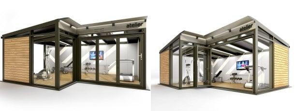 casetas Horizon Atelier