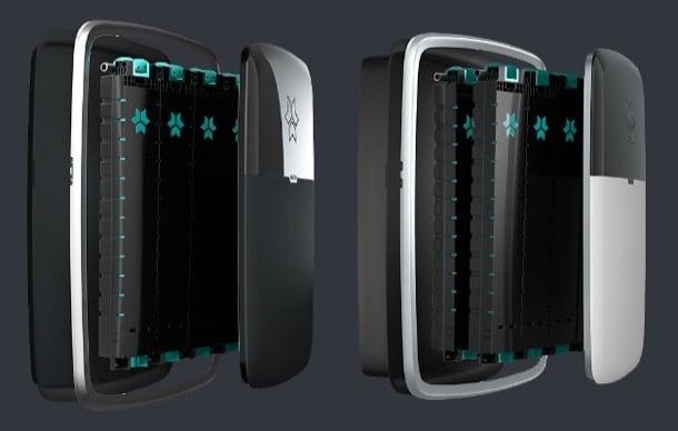 interior baterías litio Mavero
