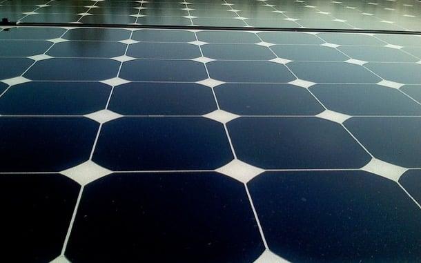 panel récord de eficiencia solar