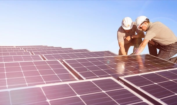 paneles solares ligeros Beamreach