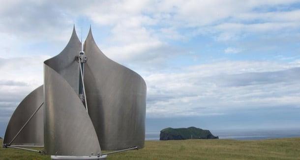 turbina de viento doméstica Icewind