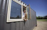 Casa en un contenedor de 40 pies
