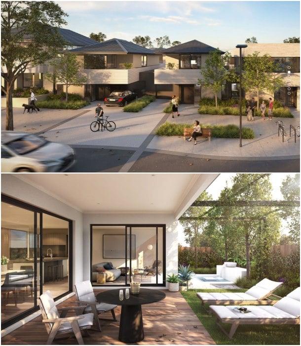 casas energía solar y baterias Tesla - YarraBend