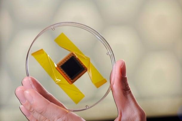 célula solar 3D - GTRI