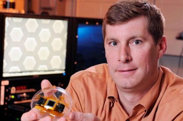 célula solar 3D - Jud Ready