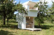 Seelenkiste: construcción en madera donde refugiarse
