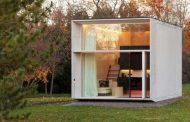 KODA: mini casa prefabricada en 7 minutos