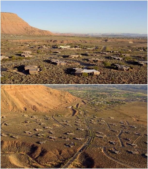 planificación sostenible Kayenta Utah