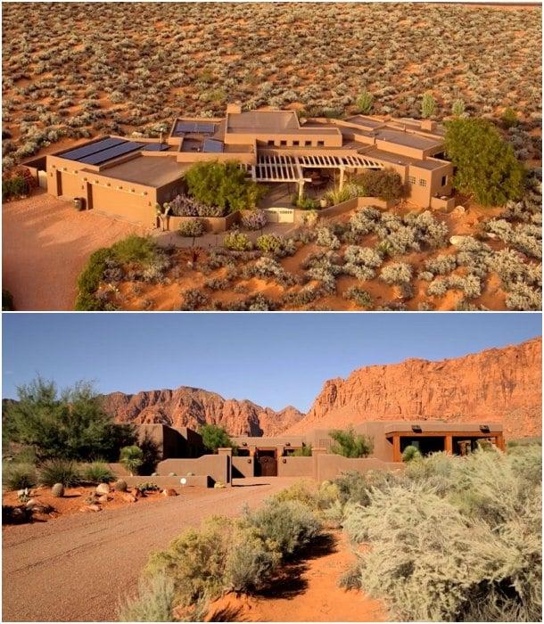 urbanización sostenible Kayenta Ivins Utah