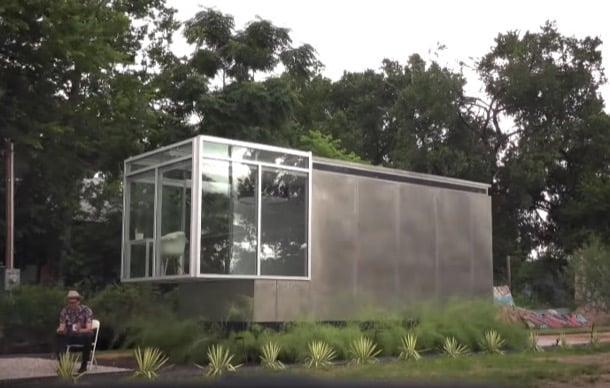 casa urbana prefabricada KASITA