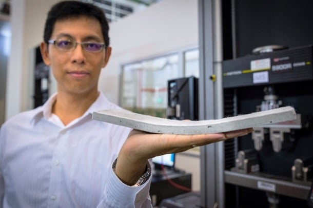 hormigón flexible ConFlexPave