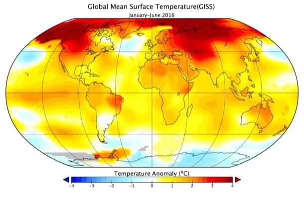 mapa aumento temperaturas primer semestre 2016