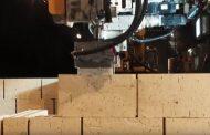 Fastbrick: robot albañil para hacer muros de ladrillo