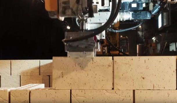 robot albañil Fastbrick