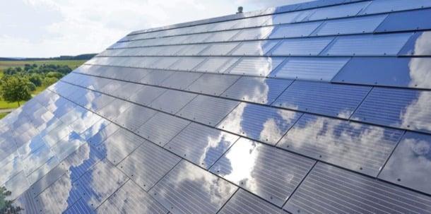 posible tejado solar de SolarCity