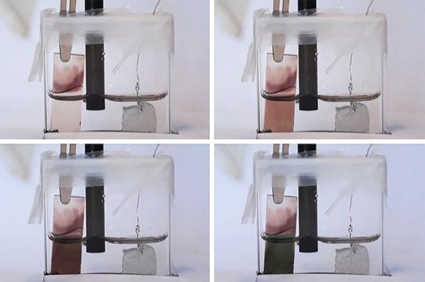 vidrio electrocrómico MIT
