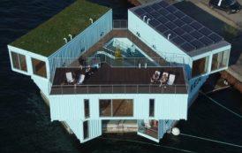 Urban Rigger: edificio con contenedores para estudiantes